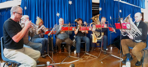 Borehamwood Brass