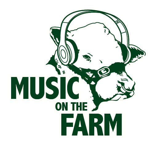 logo for Music on the Farm event at Battlers Green Farm, Radlett, 5 September 2015