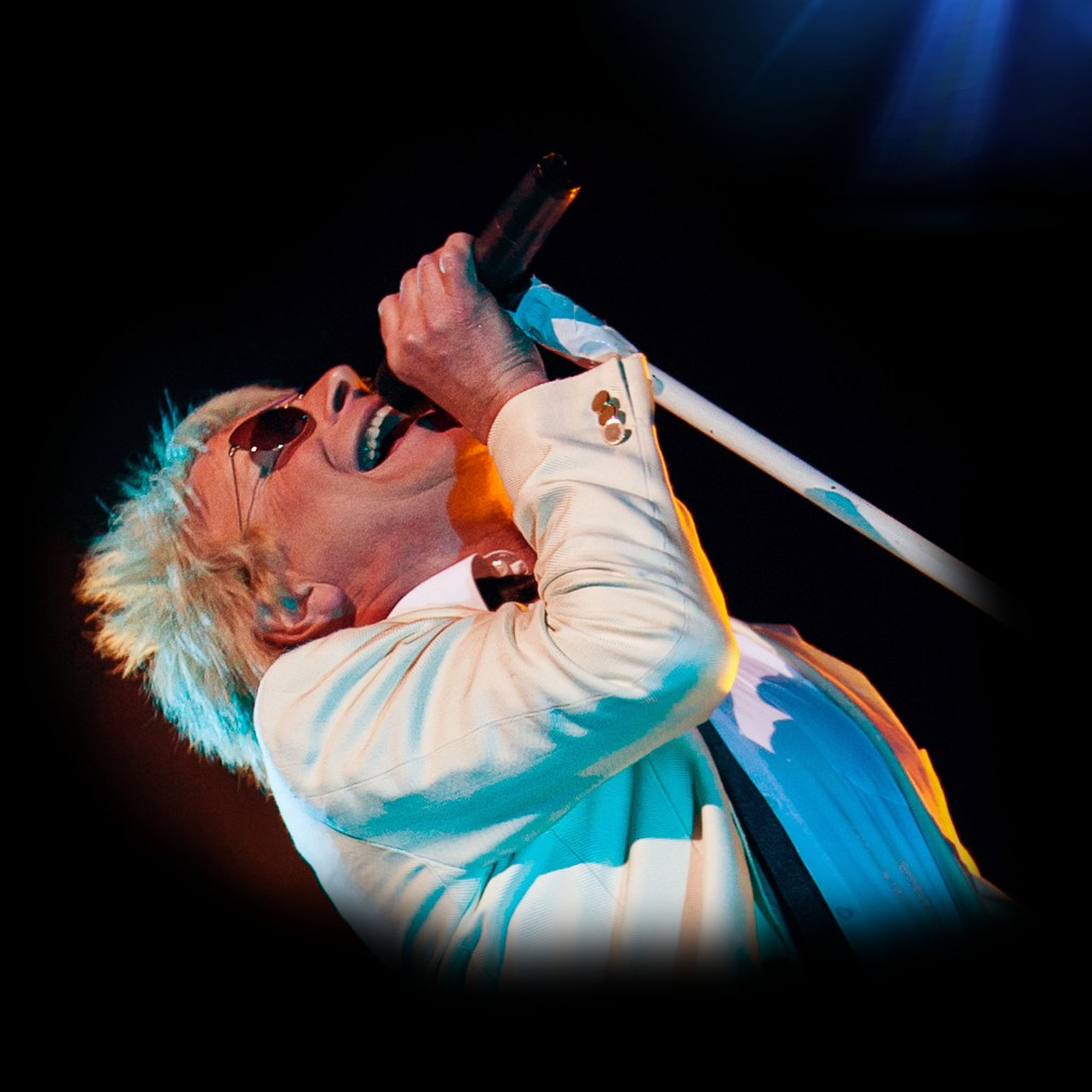Paul Metcalfe, Rod Stewart  tribute act